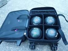 Lawn Bowls (Henselite) and Bag Stirling Weston Creek Preview