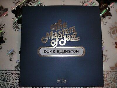 Duke Ellington  The Masters of Jazz 3 LP´s