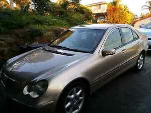 Mercedes Benz Elegance  C220 CDI, 2003 6month rego Kariong Gosford Area Preview