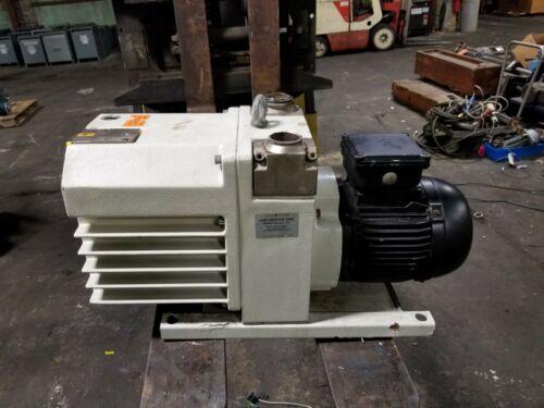 PFEIFFER DUO 035 D ROTARY VANE VACUUM PUMP 35 m3/h 1.7 KW 265/460V