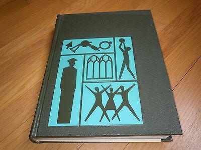 1966 DUKE UNIVERSITY - CHANTICLEER - YEARBOOK 448 pages