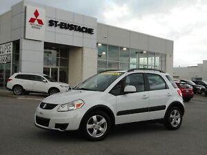 2010 Suzuki SX4 JX   **4X4/AWD **CRUSIE** GR ELECTRIQUE