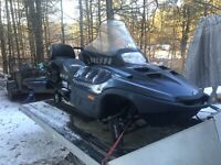 Sold - 2001 arctic cat pantera 1000