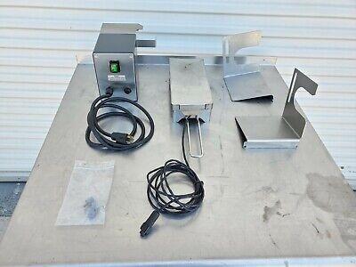 Rational Variosmoker Combi Therm Oven Smoker Box W Power Supply Mounts