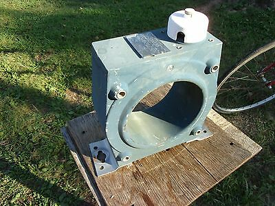 Sangamo Current Transformer 12005a Type Wh-6 Demand Meter Coil Amp Line Meter