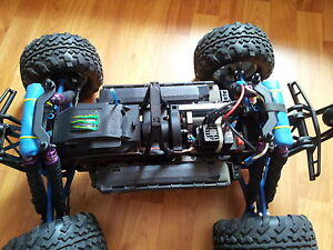 Hpi Savage Flux 2350 1/8 scale rc