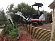 Mini Excavator and Tipper Truck $80 per hour Shailer Park Logan Area Preview