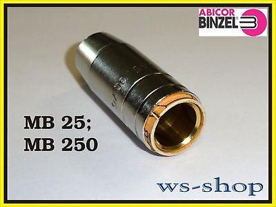 TBi 360 Gasdüse konisch von Abicor BINZEL NW Ø 16mm MB 36