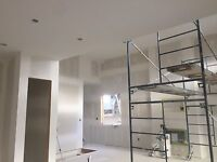 Drywall taper and painter available