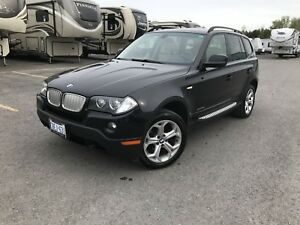 2010 BMW X3 3.0 AWD X-Drive Panoramic Sunroof MINT!