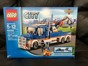 Lego City - Tow Truck 60056