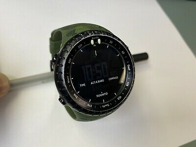 Suunto Core Green Camo - Sport / Outdoors Wrist Watch