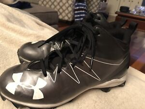Men's UNDER ARMOUR Football Cleats Size 8