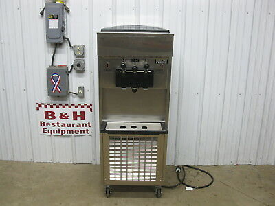 Electrofreeze Sl500-132 Soft Serve Twin Twist Ice Cream Machine