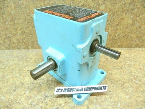 Dodge Tigear    60:1 ratio   speed reducer  shaft drive  1095 In lbs