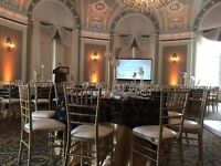 Chiavari Chair Rental $5.00 Delivery+Pickup+(Setup) Included