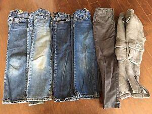 Boys size 5 - 6 Jeans / Pants / Shorts