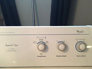 Whirlpool Top Load Washer and Dryer (SOLD PPU)