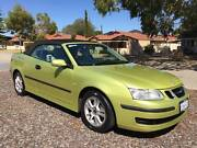 2006 Saab 9-3 linear convertible 1.8 Turbo Wilson Canning Area Preview