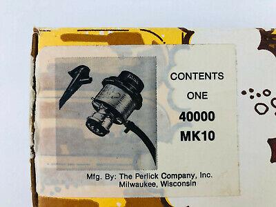 Beer Keg Tap - Mark 10 Party Pump Perlick Co. 40000 Mk10 Single Valve System