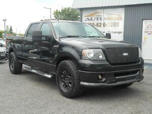 Ford F-150 FX-2 2008 ***V8 4.6,MAGS,CREWCAB***