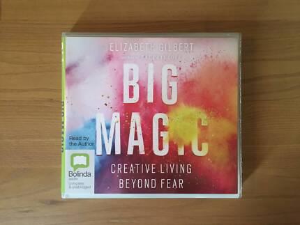 BIG MAGIC AUDIO CD - AUTHOR: ELIZABETH GILBERT