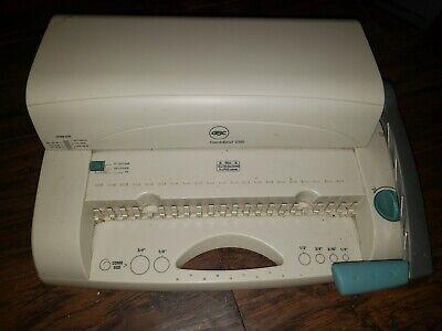 Gbc Combbind C95 Paper Binding Machine
