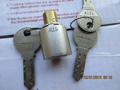 Stanley Vidmar Sl10 Cylinder Lock Keys Key Only