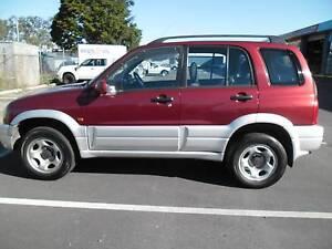 2003 Suzuki Grand Vitara Wagon Lawnton Pine Rivers Area Preview