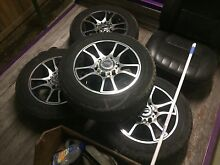 Mag wheels. Cairns 4870 Cairns City Preview