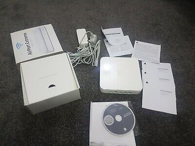 Apple Airport Extreme A1301 With Powersupply  Wifi