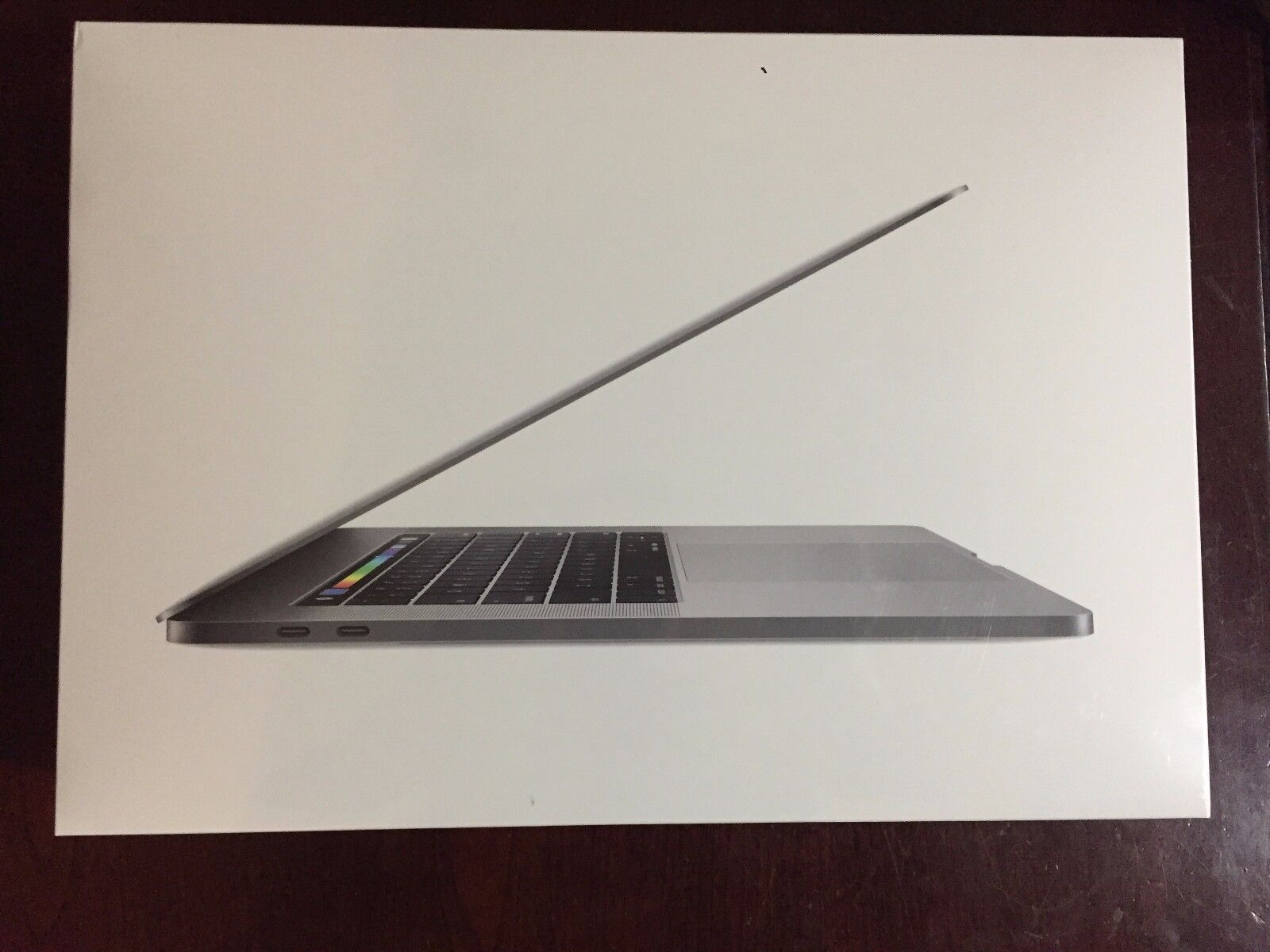 """New Macbook Pro 15"""" Space Gray 2.8 GHz i7 16GB 512GB  Touch Bar 2017 +Apple Care"""