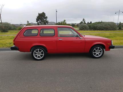 Holden Gemini Panel Van