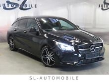 "Mercedes-Benz CLA 200 CDI Shooting Brake AMG Line 18"" Euro6"