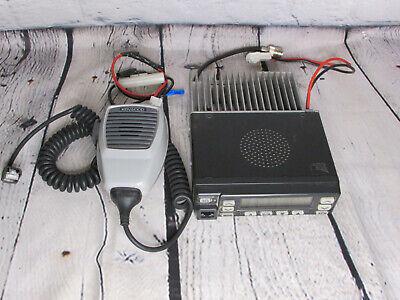 Kenwood Tk-760hg 760 H G Vhf 128 Channel 50w Mobile Radio Wn