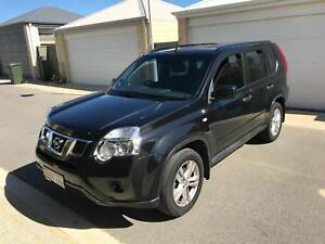2013 Nissan X-trail ST **12 MONTH WARRANTY** West Perth Perth City Area Preview