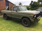 Ford 1979 f100 Toukley Wyong Area Preview