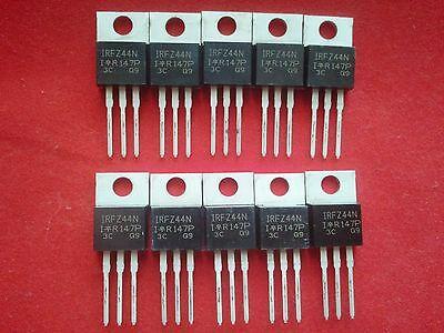 10 X Irfz44n Irfz44 Mosfet N-channel 49a 55v