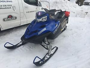 2008 Polaris IQ Turbo