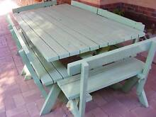 OUTDOOR DINING TABLE & CHAIRS - SPECIAL Price Today only $200 Valley View Salisbury Area Preview