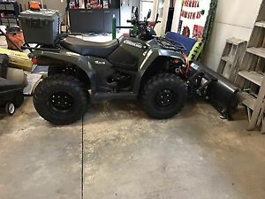 2015 Suzuki king quad 4x4