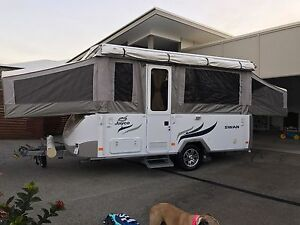 Jayco Swan 2012 Woombye Maroochydore Area Preview