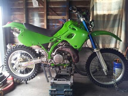 Wanted: 1994 KDX 250 2 STROKE PLASTICS WANTED
