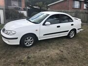 2002 Nissan Pulsar Kings Meadows Launceston Area Preview