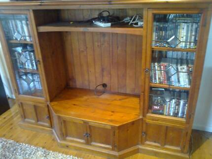 TV or ENTERTAINMENT CABINETS, RUSTIC, WOODEN STYLE