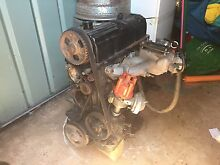 Ford Escort pinto engine 2ltr Bacchus Marsh Moorabool Area Preview