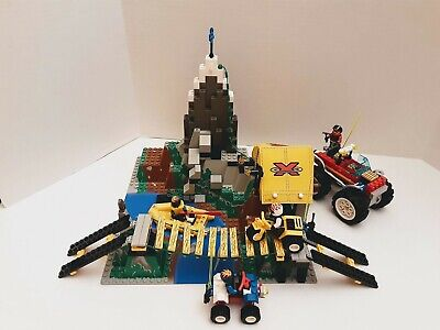 LEGO 6584 Extreme Team Challenge - Retired 1998 release - No box