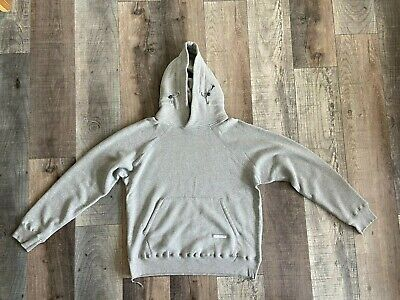 SATISFY UPSCALE CASUAL MODERN HOODIE WITH CABLE DRAWSTRING - DESIGNED IN PARIS