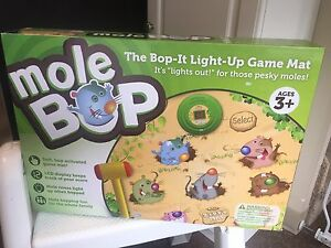 Mole Bop Game