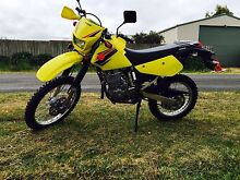 2015 DR-Z 250 Dual Sport Leopold Geelong City Preview
